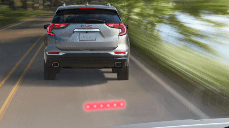 GMC Safety Features