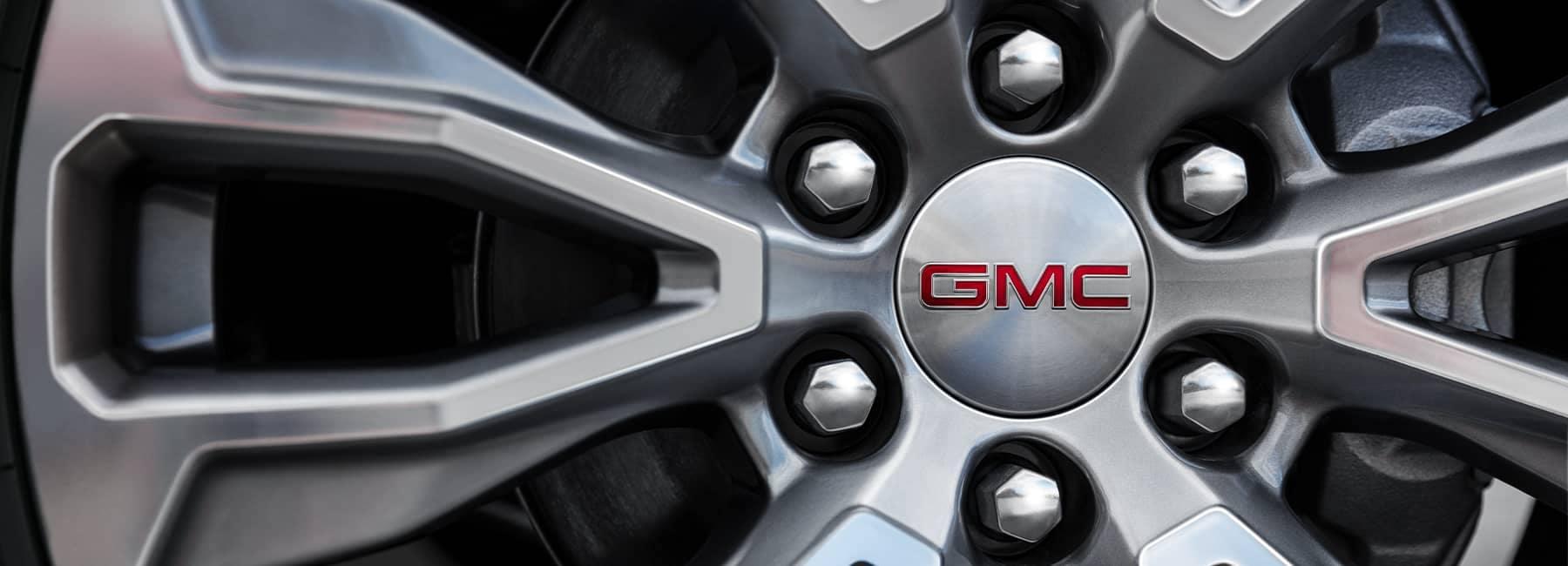 GMC Wheel Hubcap