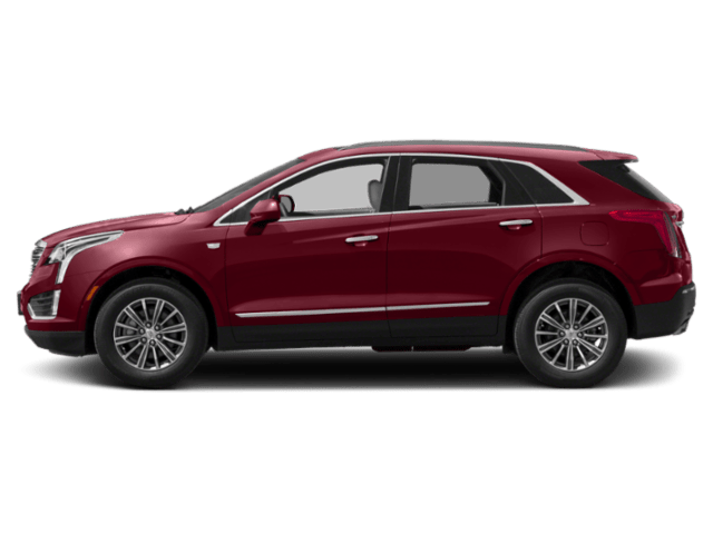2019 Cadillac XT5 sideview