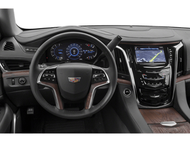 2020 Cadillac Escalade dashboard