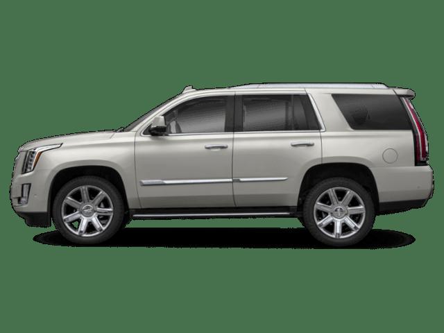 2020 Cadillac Escalade sideview