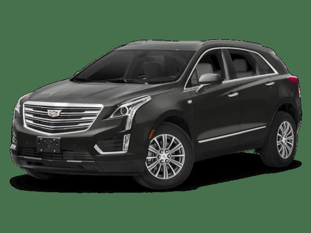 Cadillac XT5 FWD angled