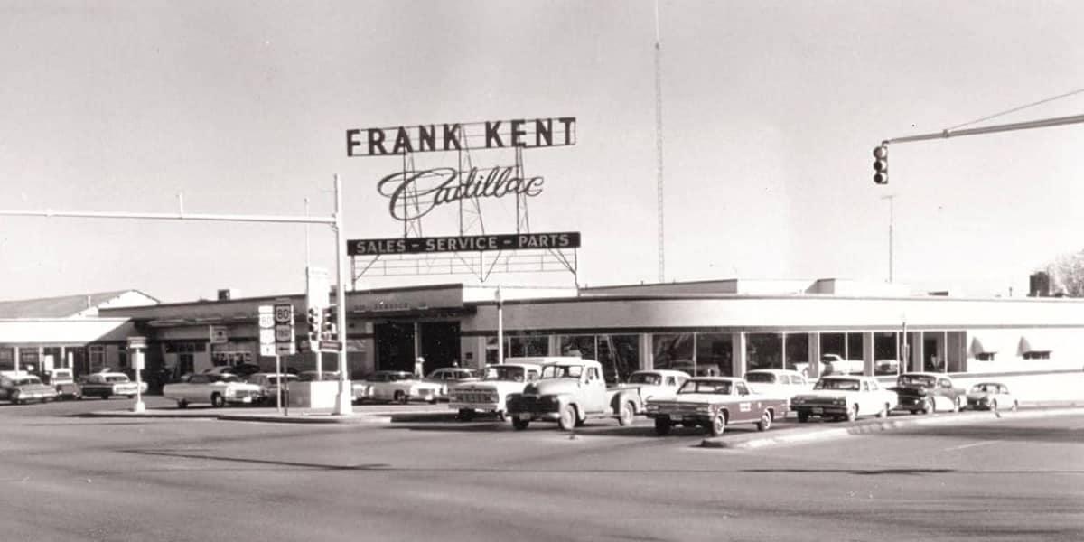 frank kent 1960