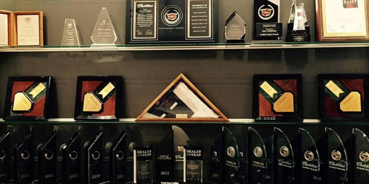 frank kent awards