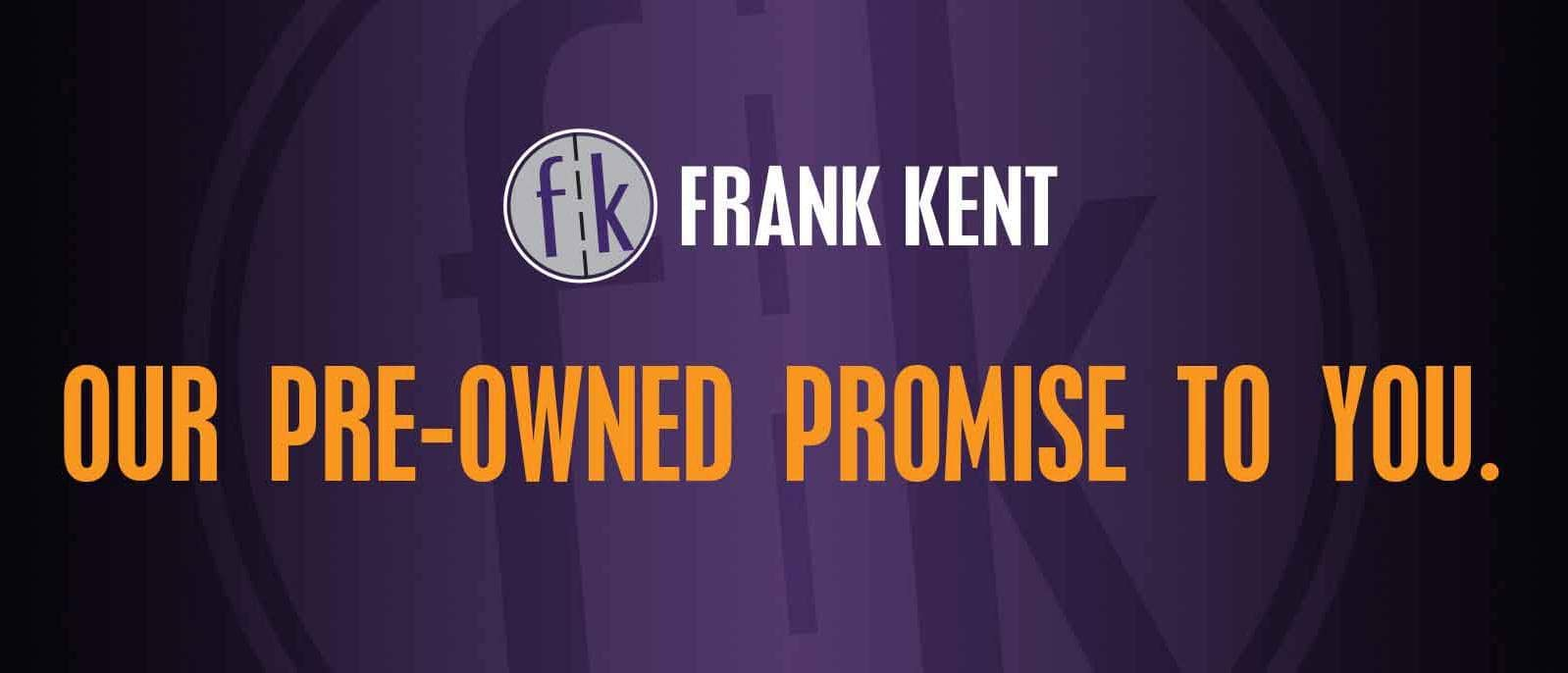 Frank Kent Cadillac Pre-Owned Promise