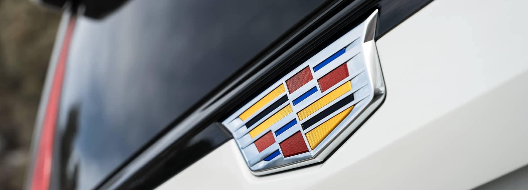2021 Cadillac Escalade Rear Emblem
