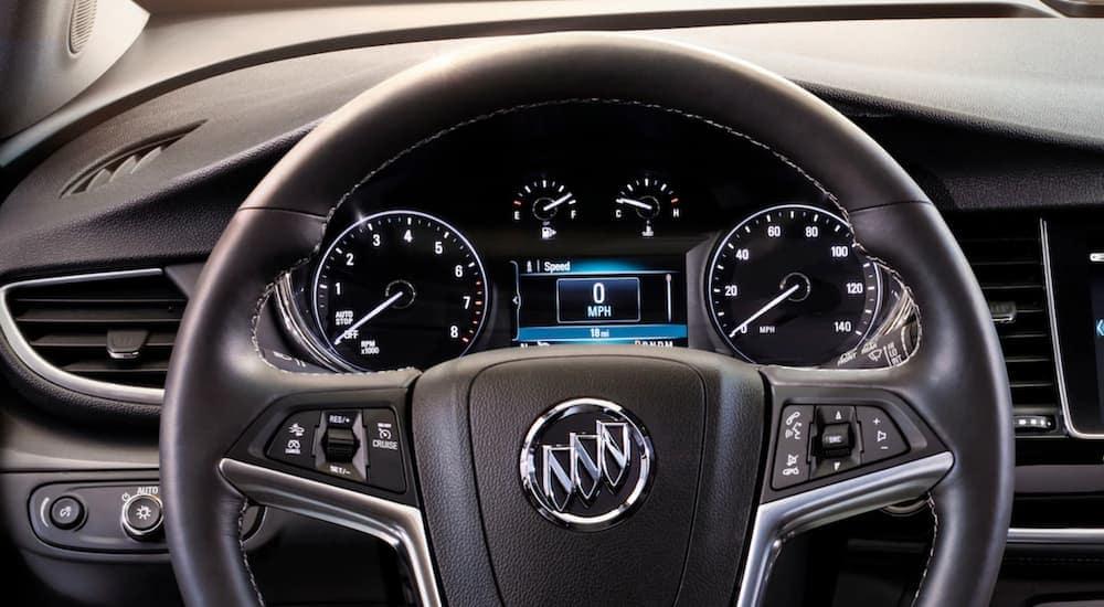 Buick Encoure Steering Wheel