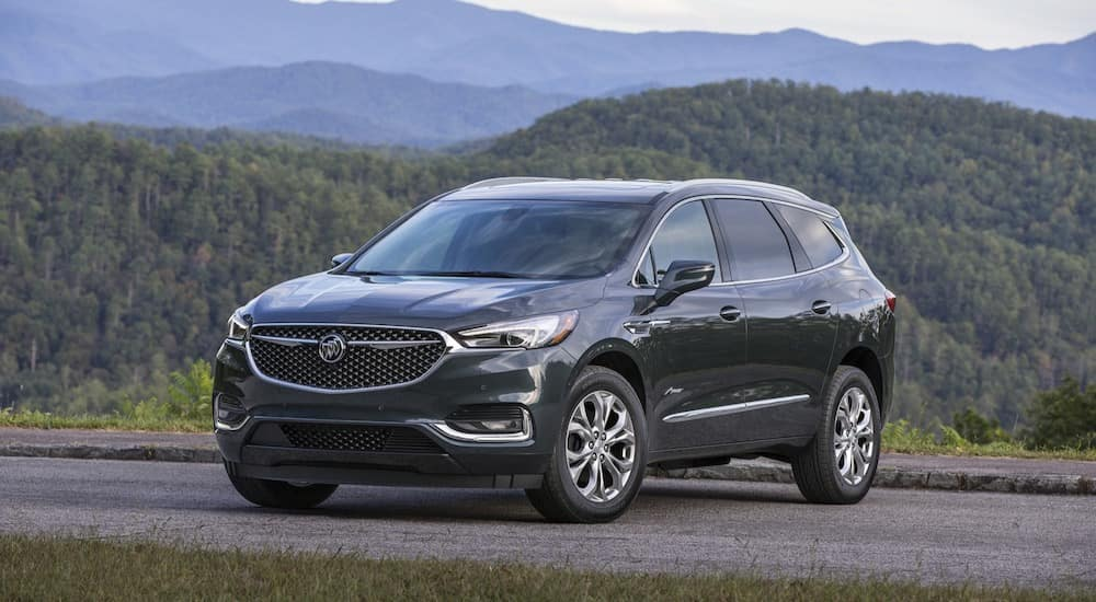 Buick SUV Mountain View