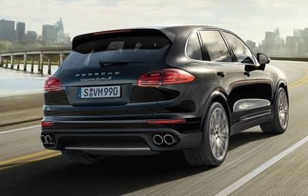 Porsche 2018 Cayenne