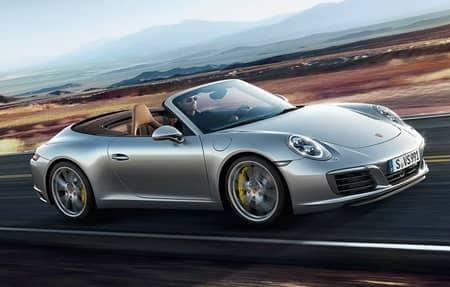 Porsche 2018 911