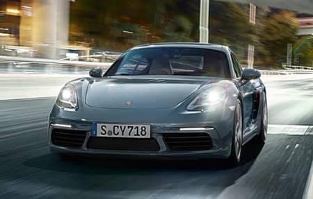 Porsche 2018 718 Cayman