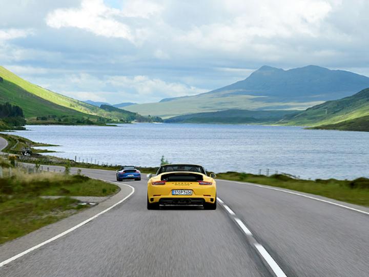 Porsche Scotland