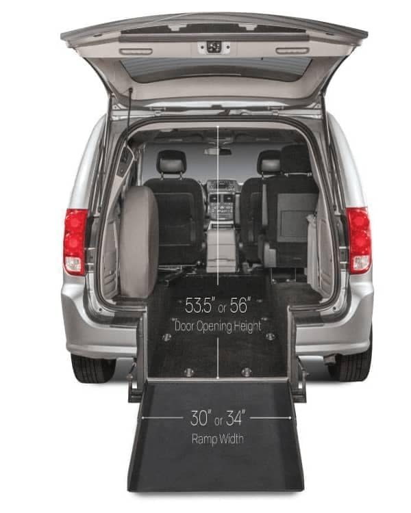 Dodge Grand Caravan - mobility breakdown