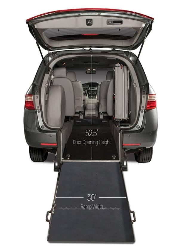 Honda Odyssey Mobility Breakdown