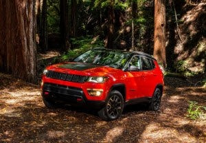 2017 New Jeep Compass Review