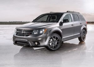 2017 Dodge Journey Review