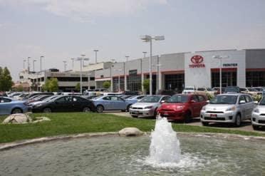 Frontier Toyota