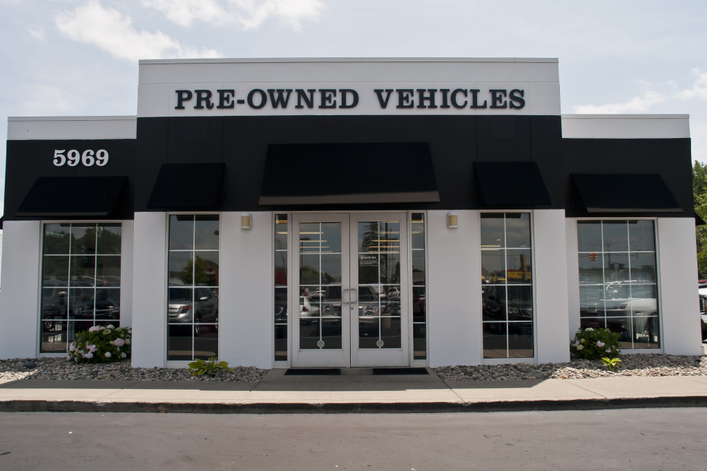 Used Vehicle Center Garber Buick