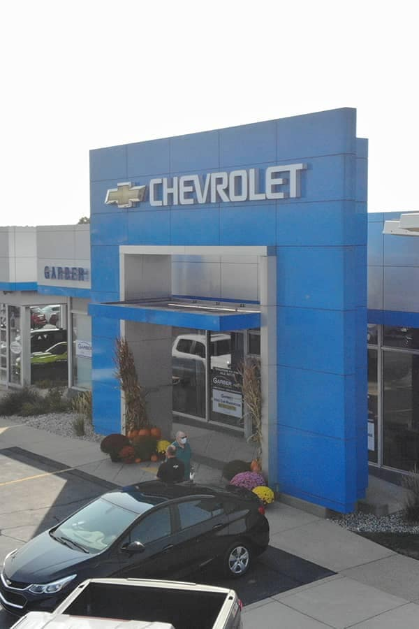 Garber Chevy Highland Dealership