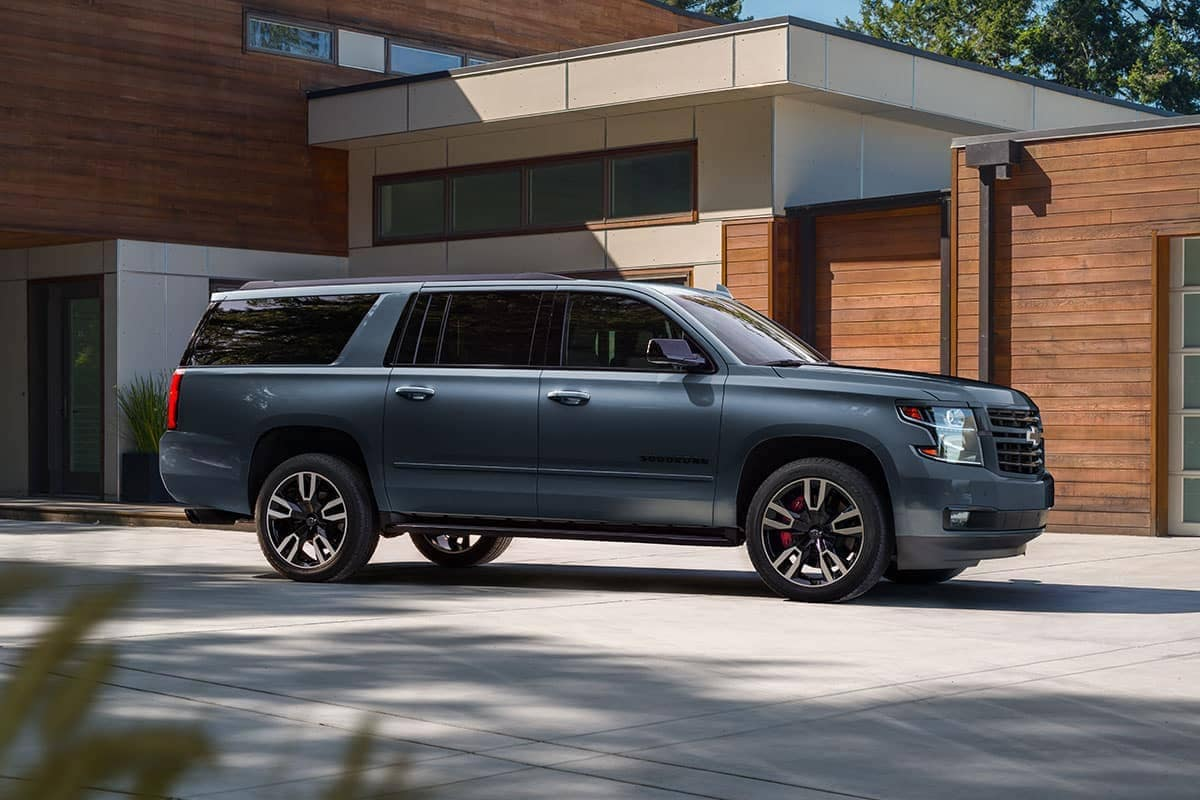 Chevy Suburban Vs. Ford Expedition
