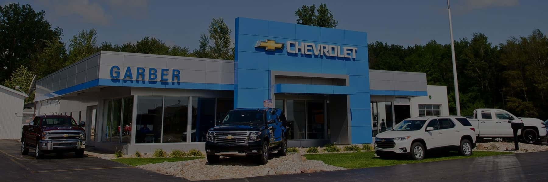 Garber Chevrolet Saginaw