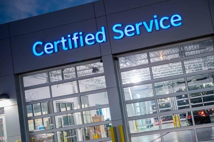 Certified Service - Car Repair