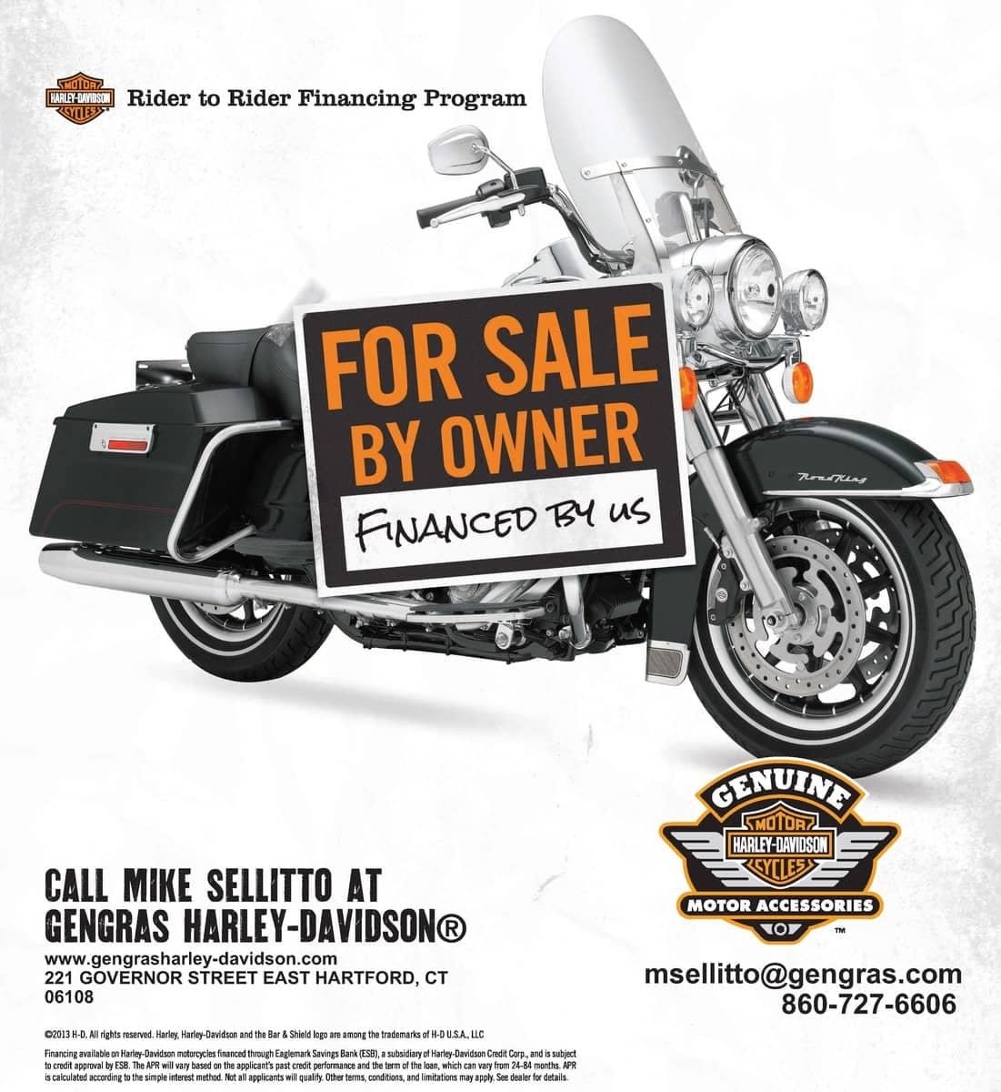 Private Purchase Financing