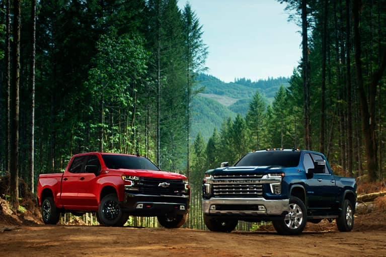 2021 Chevrolet Silverado Lineup_mobile