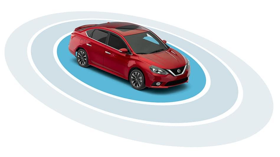 Nissan's Safety Shield Technology