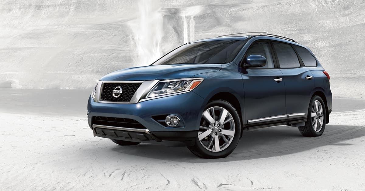 New Nissan SUV