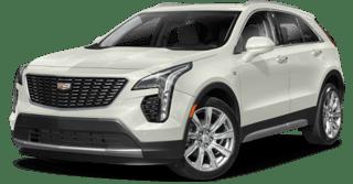 2020 Cadillac XT4 model