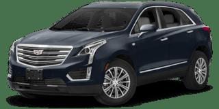 2020 Cadillac XT5 model