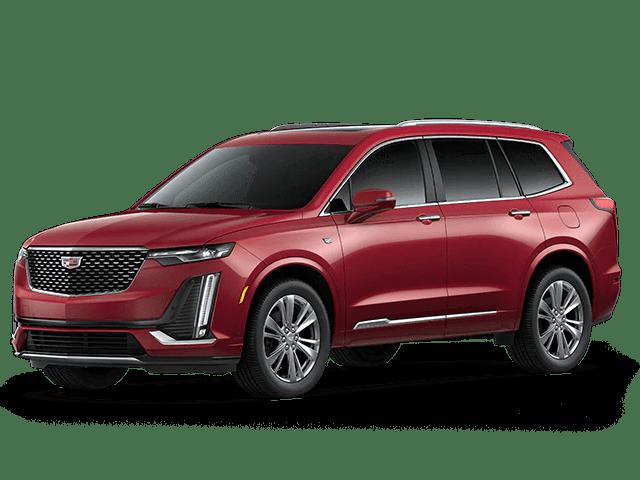 2020 Cadillac XT6 model