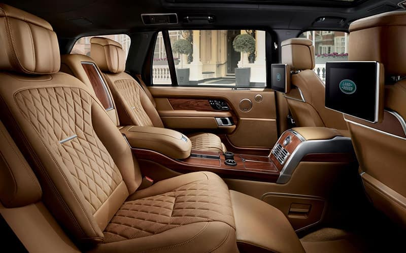 Range Rover SVAutobiography World-Class Interior