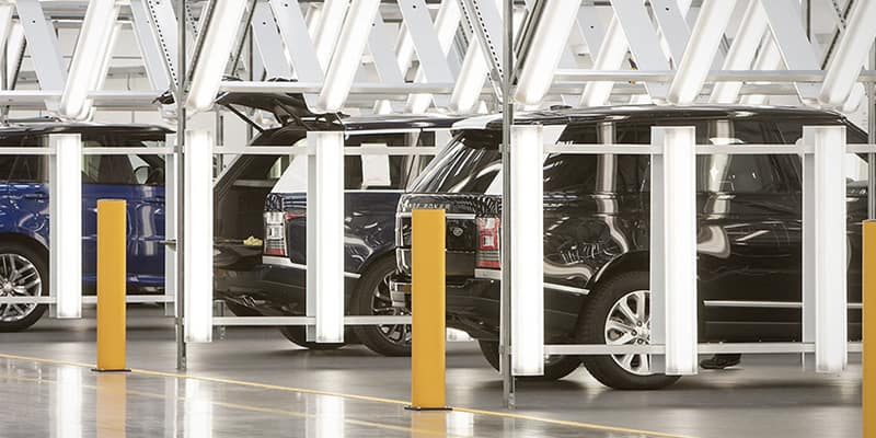 Land Rover SVO Special Vehicle Operations Technical Center