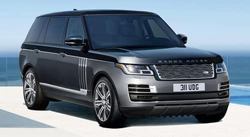 Range Rover SVAutobiography Long Wheelbase