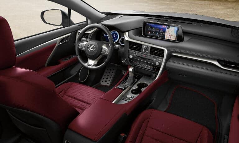 19Lexus-RX-350-InteriorFront-5x3