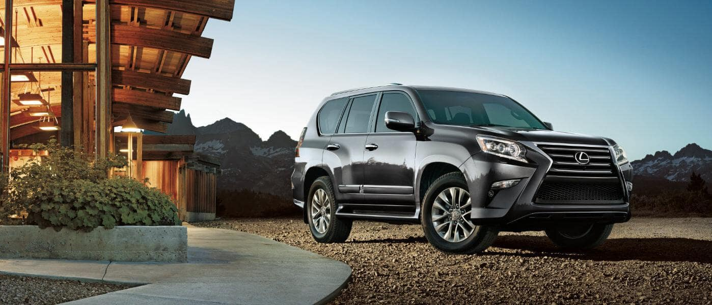 2019 Lexus GX in Gray