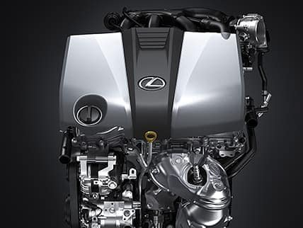 2019 lexus es engine