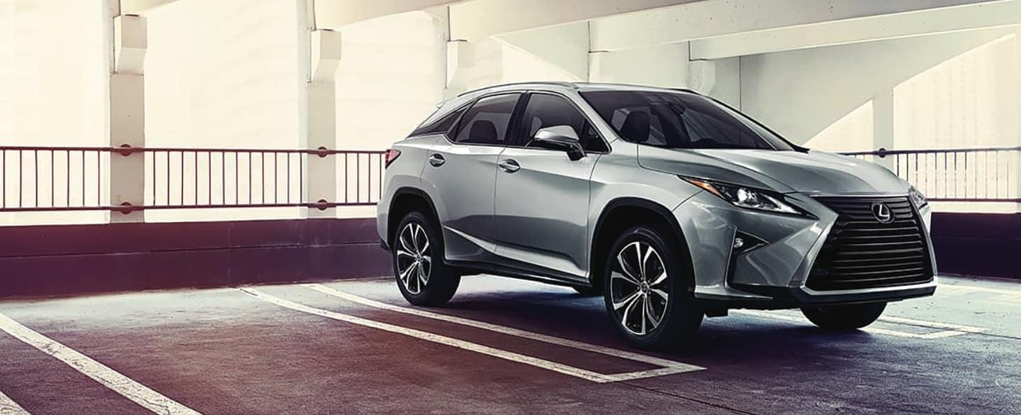 2019 Lexus RX in Gray