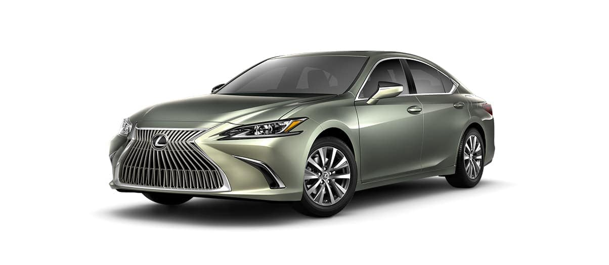 2019 Lexus ES in Green