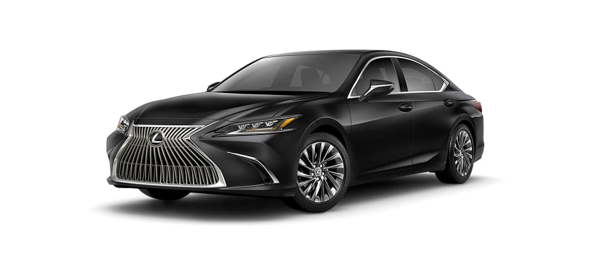 2019 Lexus ES Ultra Luxury in Caviar