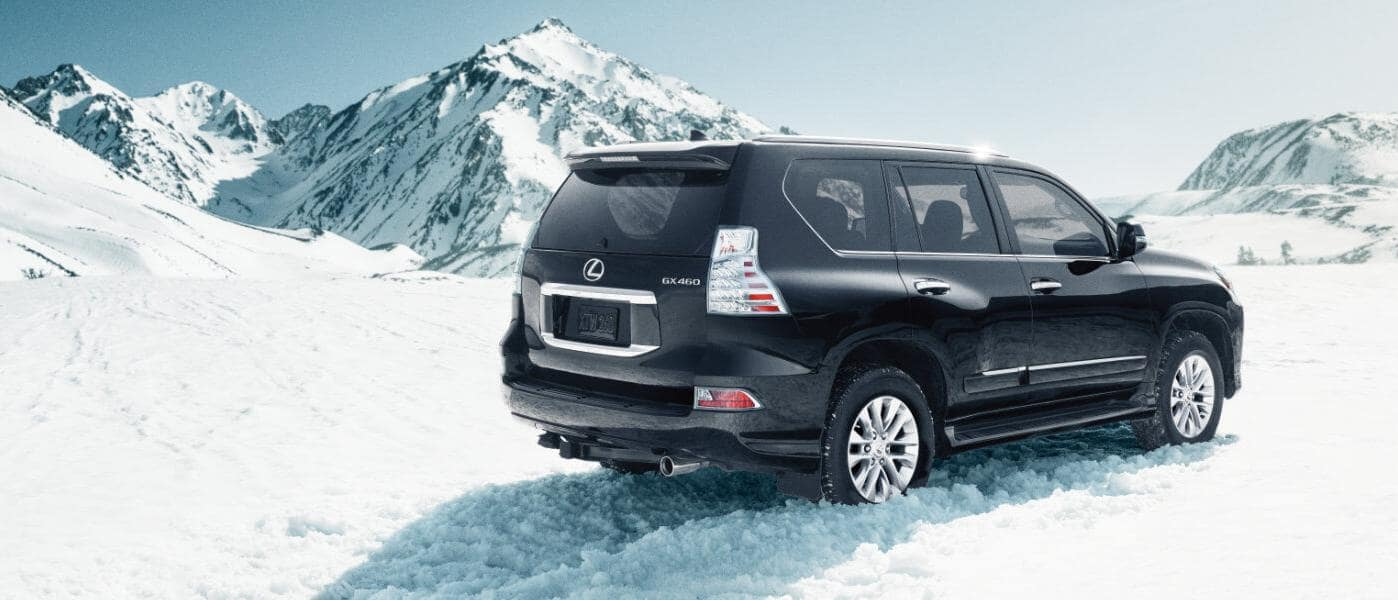 2019 Lexus GX in Black