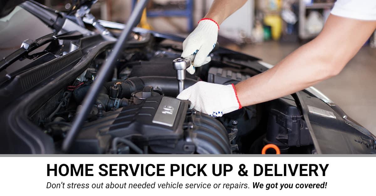 Service Pickup