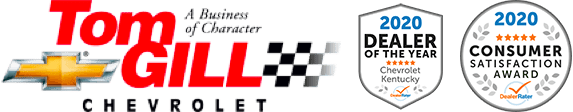 Tom Gill Logo Dealer Rater