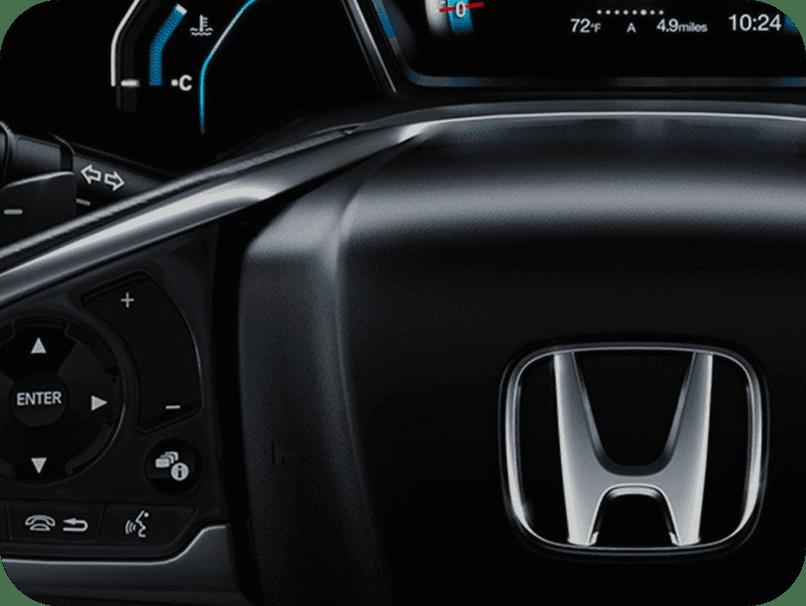 Honda Steering wheel - value trade cta