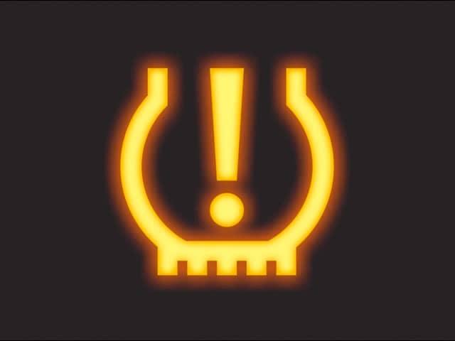Tire-Pressure-Light