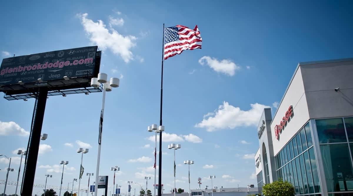 Our-Flag-Glenbrook