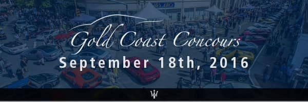 Annual Gold Coast Concour