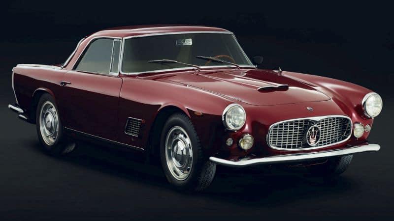 Older Maserati GranTruismo